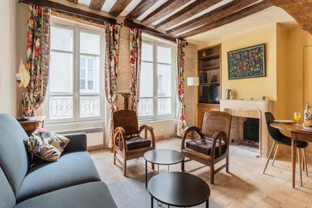 Apartment for rent from 30 Jan 2020 (Rue Laplace, Paris)