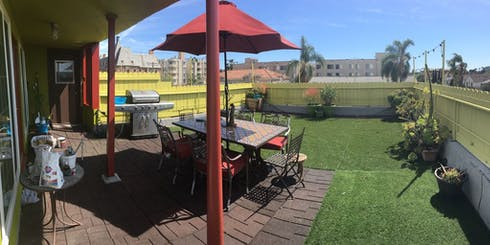 Apartment for rent from 07 Apr 2020 (W 9th St, Los Angeles)