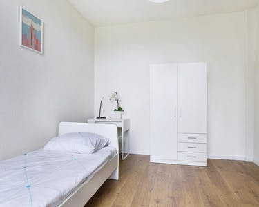 Private room for rent from 06 Dec 2019 (Loosduinsekade, The Hague)