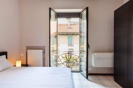 Apartamento para alugar desde 19 jan 2020 (Via Atto Vannucci, Milan)