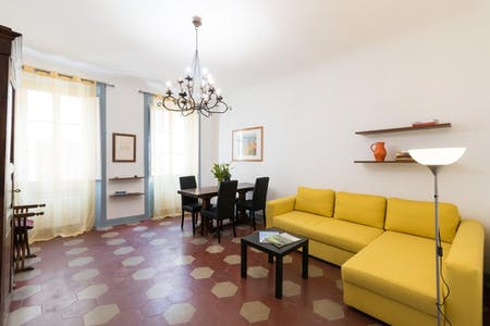 Apartment for rent from 10 Dec 2019 (Via dei Pilastri, Florence)