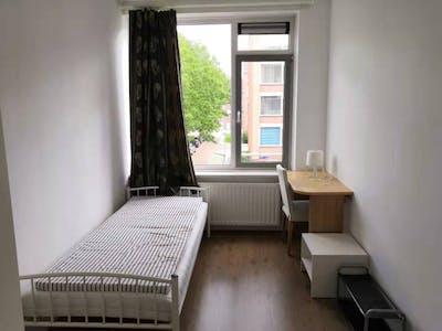 WG-Zimmer zur Miete ab 08 Apr. 2020 (Johan Ramaerstraat, Amsterdam)