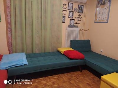 WG-Zimmer zur Miete ab 18 Jan. 2020 (Kleidimou, Athens)