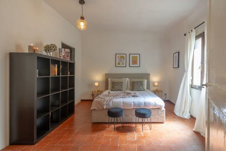 Apartment for rent from 23 Jan 2020 (Borgo degli Albizi, Florence)