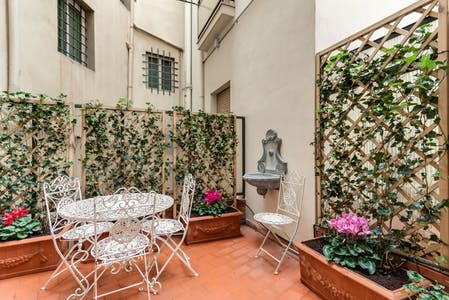 Apartment for rent from 17 Jan 2020 (Via dei Palchetti, Florence)