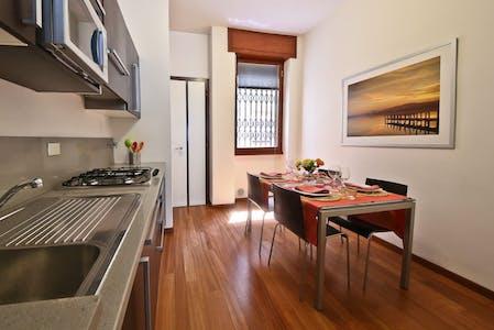 Apartment for rent from 22 Jan 2020 (Via Giuseppe Verdi, Florence)