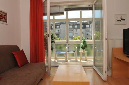 Apartment for rent from 08 Apr 2020 (Neubergerjeva ulica, Ljubljana)