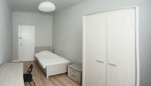 WG-Zimmer zur Miete ab 01 Aug. 2020 (Chaussée de Haecht, Saint-Josse-ten-Noode)