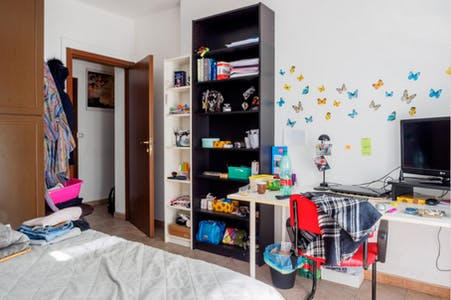 Privé kamer te huur vanaf 06 aug. 2020 (Largo Camillo Caccia Dominioni, Città metropolitana di Milano)
