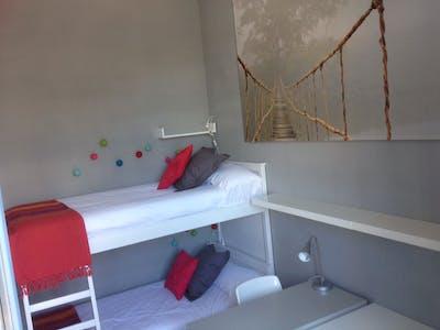 Habitación compartida de alquiler desde 31 mar. 2020 (Plaza Alonso Martínez, Madrid)