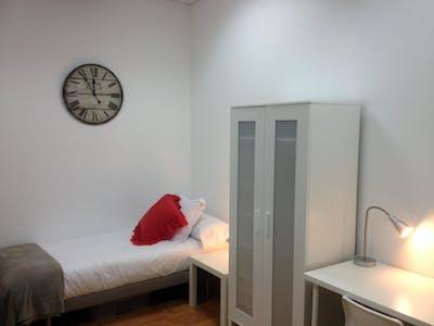 Mehrbettzimmer zur Miete ab 21 Feb. 2020 (Plaza Alonso Martínez, Madrid)