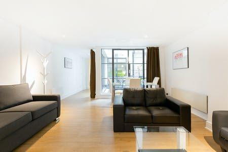 Wohnung zur Miete ab 12 Apr. 2020 (Furnival Street, City of London)