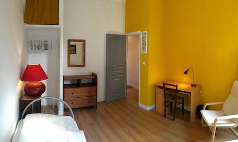 Private room for rent from 14 Feb 2020 (Boulevard d'Arras, Marseille)