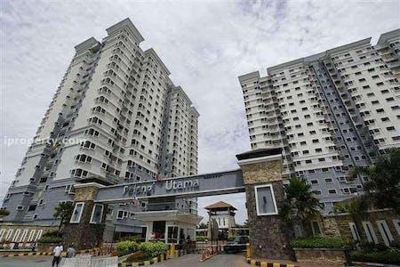 Private room for rent from 17 Feb 2020 (Lebuh Bandar Utama, Petaling Jaya)