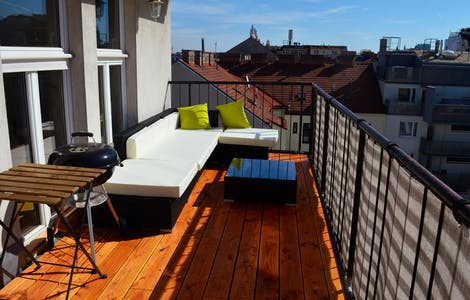 Private room for rent from 31 Mar 2020 (Herzgasse, Vienna)