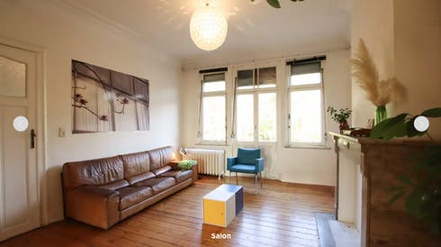 Appartement te huur vanaf 29 jan. 2020 (Avenue Reine Marie-Henriette, Forest)