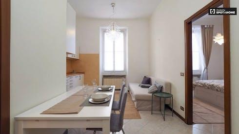 Wohnung zur Miete ab 03 Sep. 2020 (Via Matteo Maria Boiardo, Milan)