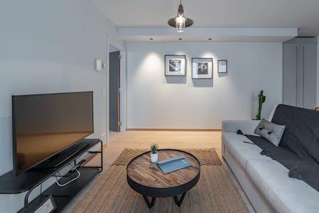 Wohnung zur Miete ab 20 Feb. 2020 (Sint-Jansstraat, Brussels)