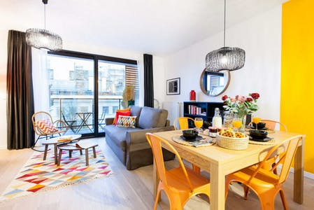 Wohnung zur Miete ab 20 Feb. 2020 (Rue Belliard, Brussels)
