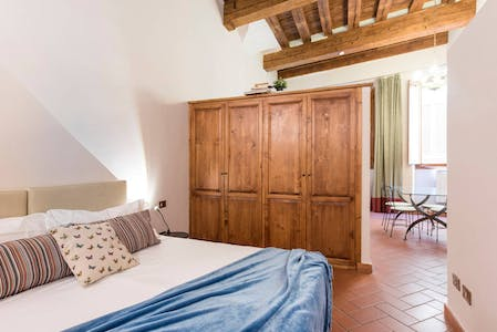 Apartment for rent from 22 Jan 2020 (Sdrucciolo dei Pitti, Florence)
