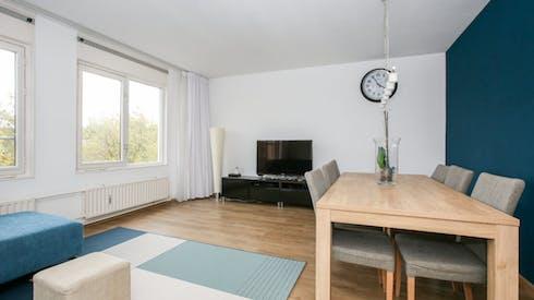 Privé kamer te huur vanaf 24 jan. 2020 (Schollevaartse Dreef, Rotterdam)