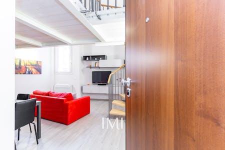 Studio for rent from 26 Jul 2020 (Via Caduti della Via Fani, Bologna)