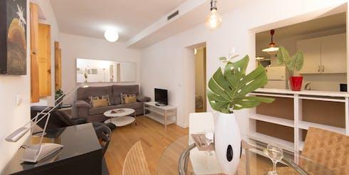 Wohnung zur Miete ab 16 Apr. 2020 (Calle de Doña Urraca, Madrid)