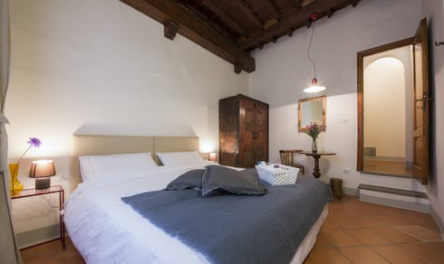 Apartment for rent from 23 Oct 2020 (Via dei Pepi, Florence)
