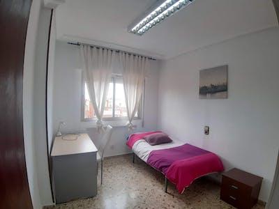 单人间租从09 4月 2020 (Calle Ricardo Zamora, Murcia)