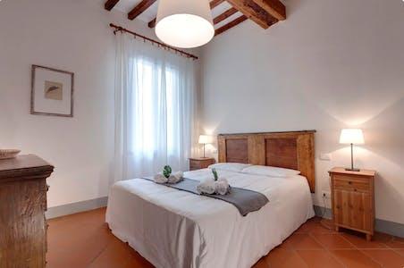 Apartamento para alugar desde 01 jun 2020 (Via San Zanobi, Florence)