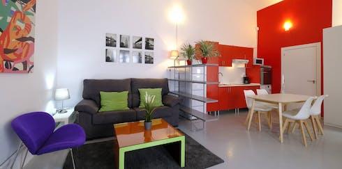 Wohnung zur Miete ab 13 Juli 2020 (Travesía de Vázquez de Mella, Madrid)