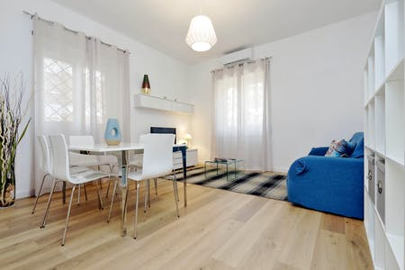 Wohnung zur Miete ab 06 Apr. 2020 (Via Augusto Armellini, Rome)