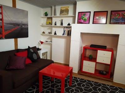 Wohnung zur Miete ab 10 Apr. 2020 (Rue Maréchal Joffre, Nantes)