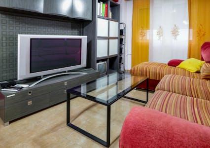 Habitación privada de alquiler desde 29 ago. 2020 (Calle Marino Blas de Lezo, Valencia)
