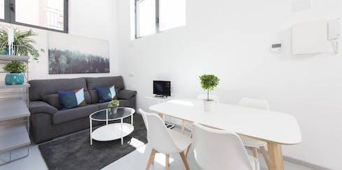 Wohnung zur Miete ab 26 Apr. 2020 (Travesía de Vázquez de Mella, Madrid)