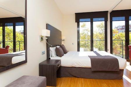 整套公寓租从30 5月 2020 (Avinguda Diagonal, Barcelona)