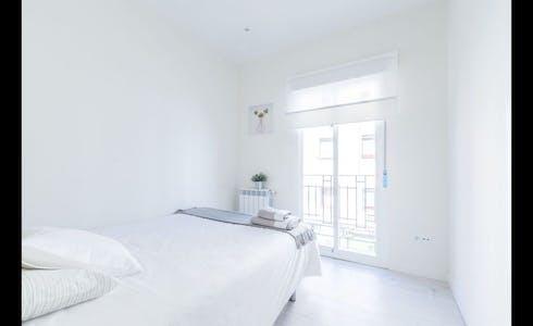 Apartamento de alquiler desde 01 ago. 2020 (Calle de Gabriel Lobo, Madrid)