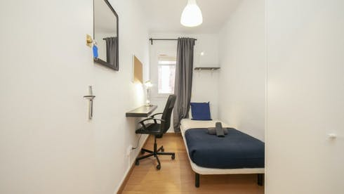 Private room for rent from 21 Feb 2020 (Carrer de Pareto, L'Hospitalet de Llobregat)