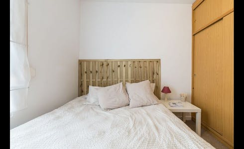 Apartment for rent from 01 Jun 2020 (Calle de Gabriel Lobo, Madrid)