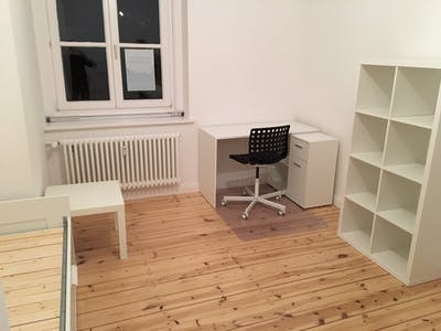 Private room for rent from 01 Apr 2020 (Afrikanische Straße, Berlin)