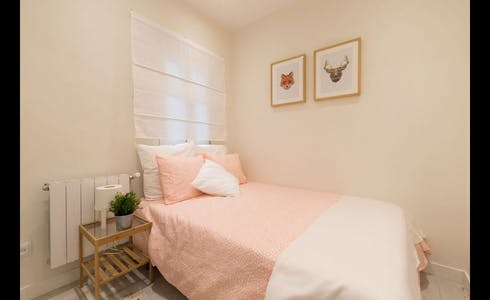 Apartment for rent from 01 Aug 2020 (Calle de Gabriel Lobo, Madrid)