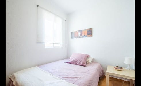 Apartamento para alugar desde 01 set 2020 (Calle de Gabriel Lobo, Madrid)
