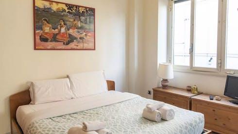 Apartment for rent from 31 Mar 2020 (Via Carlo Livi, Rome)