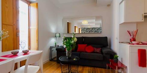 Wohnung zur Miete ab 12 Feb. 2021 (Calle de Doña Urraca, Madrid)