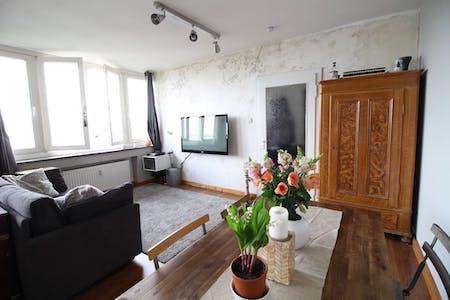 Wohnung zur Miete ab 01 Apr. 2020 (Grindelallee, Hamburg)