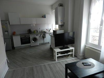 Stanza privata in affitto a partire dal 24 feb 2020 (Avenue Denfert Rochereau, Saint-Étienne)