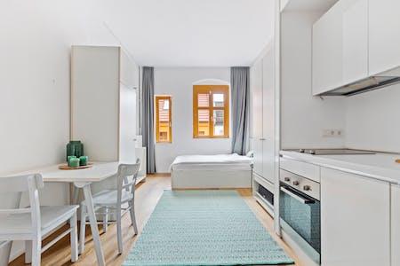 Apartamento de alquiler desde 01 sep. 2020 (Thaerstraße, Berlin)