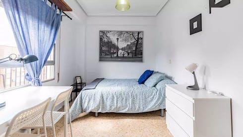 Chambre privée à partir du 01 juil. 2020 (Calle Ramón de Campoamor, Palencia)