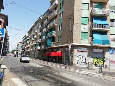 WG-Zimmer zur Miete ab 01 Apr. 2020 (Via Passo Buole, Turin)