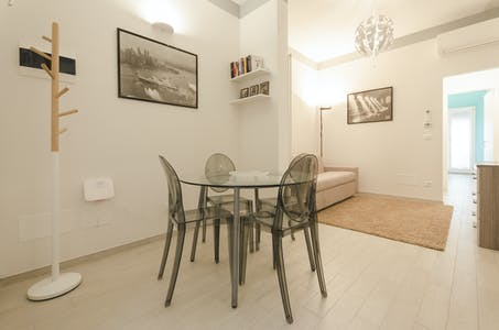 Wohnung zur Miete ab 01 Apr. 2020 (Galleria Giovanni Acquaderni, Bologna)